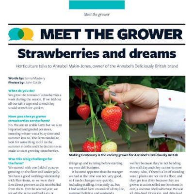 Grower Magazine Article