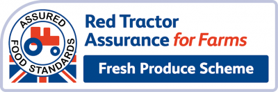Red trator assurance logo