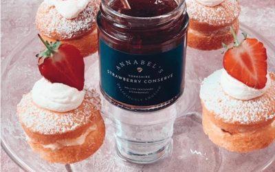Strawberry Sponge Kisses – Rob Kirby Guest Recipe