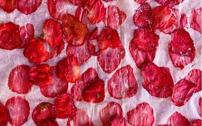 Annabel's Strawberry Sweet Confetti – Rob Kirby Guest Recipe