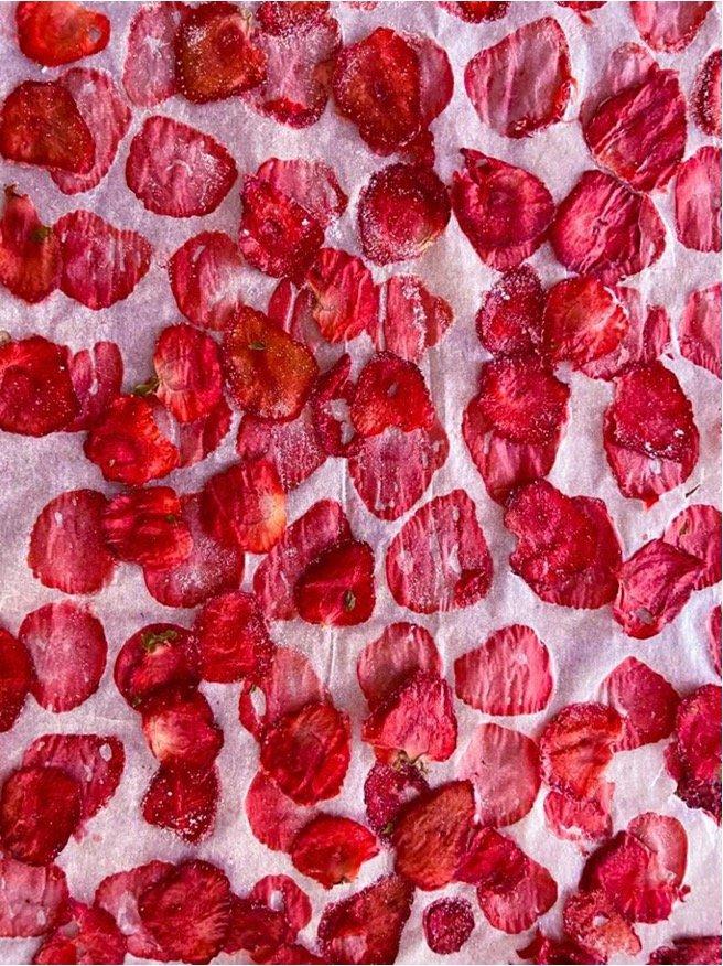 Strawberry Sweet Confetti